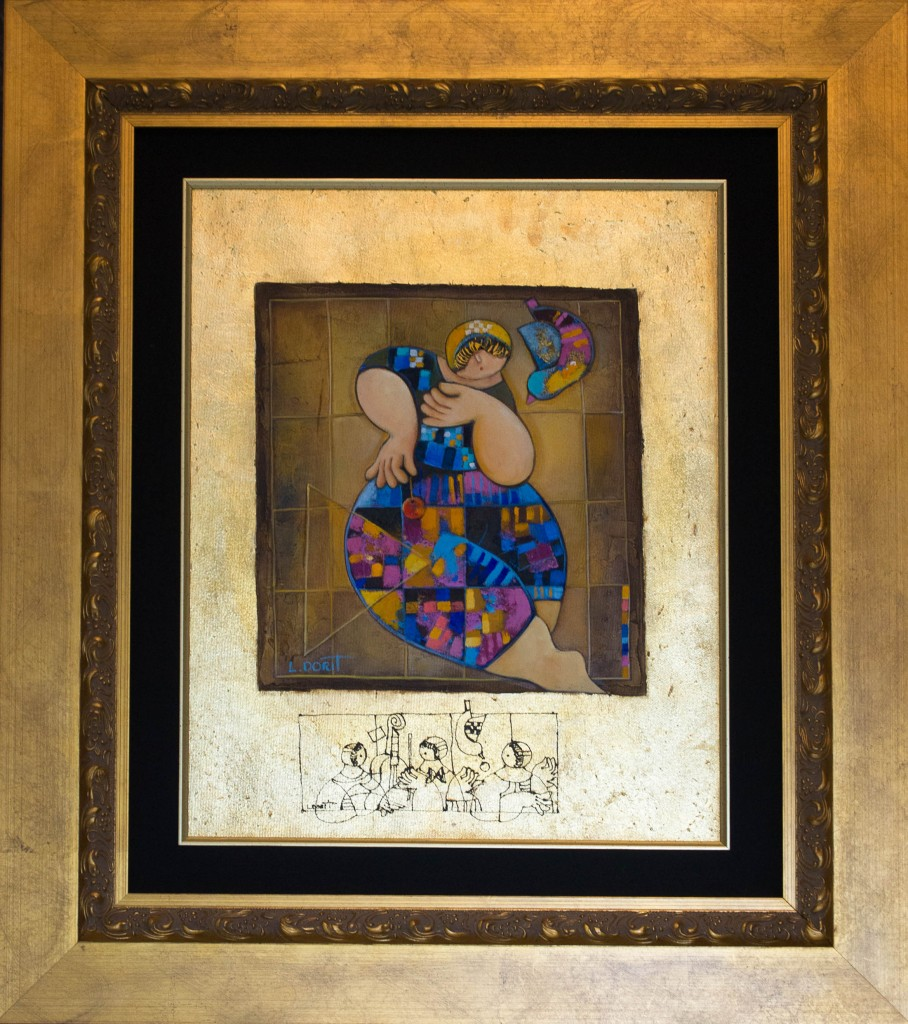 Art for Sale - Dorit Levi - Delicate Balance