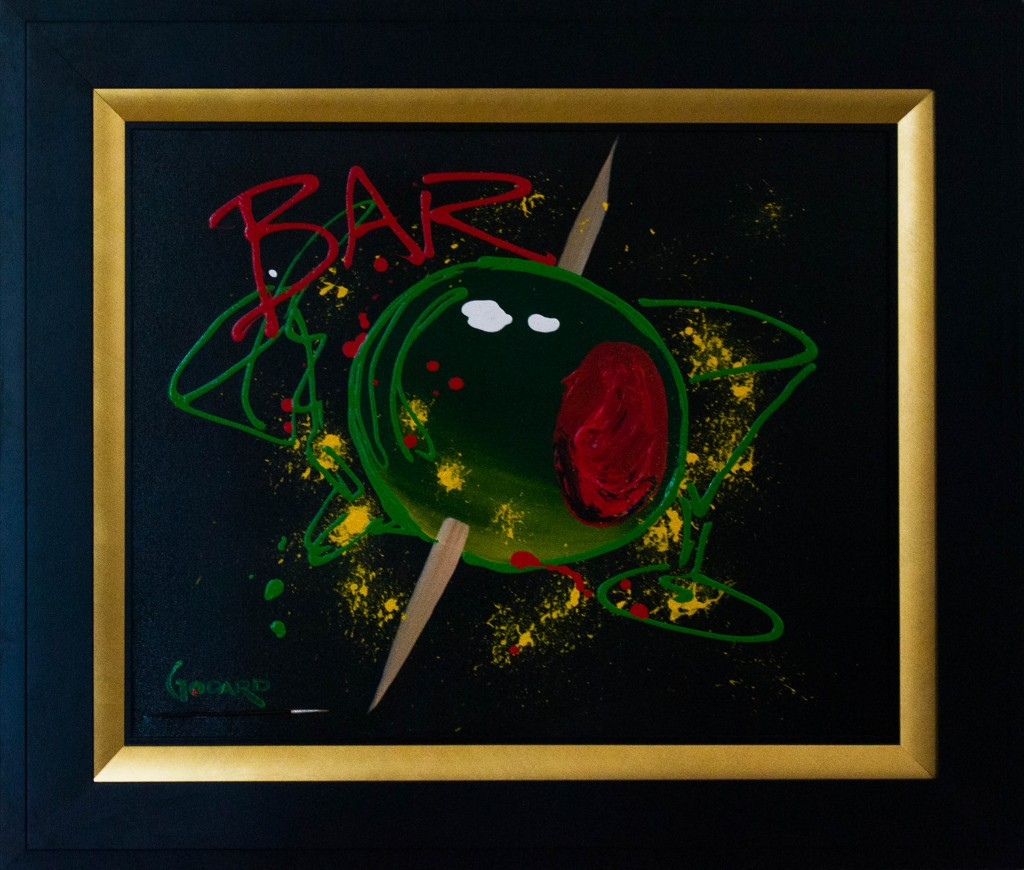 Art for Sale - Michael Godard - Bar