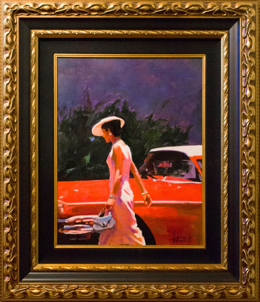 Art for Sale - Aldo Luongo - Memories of the '50s