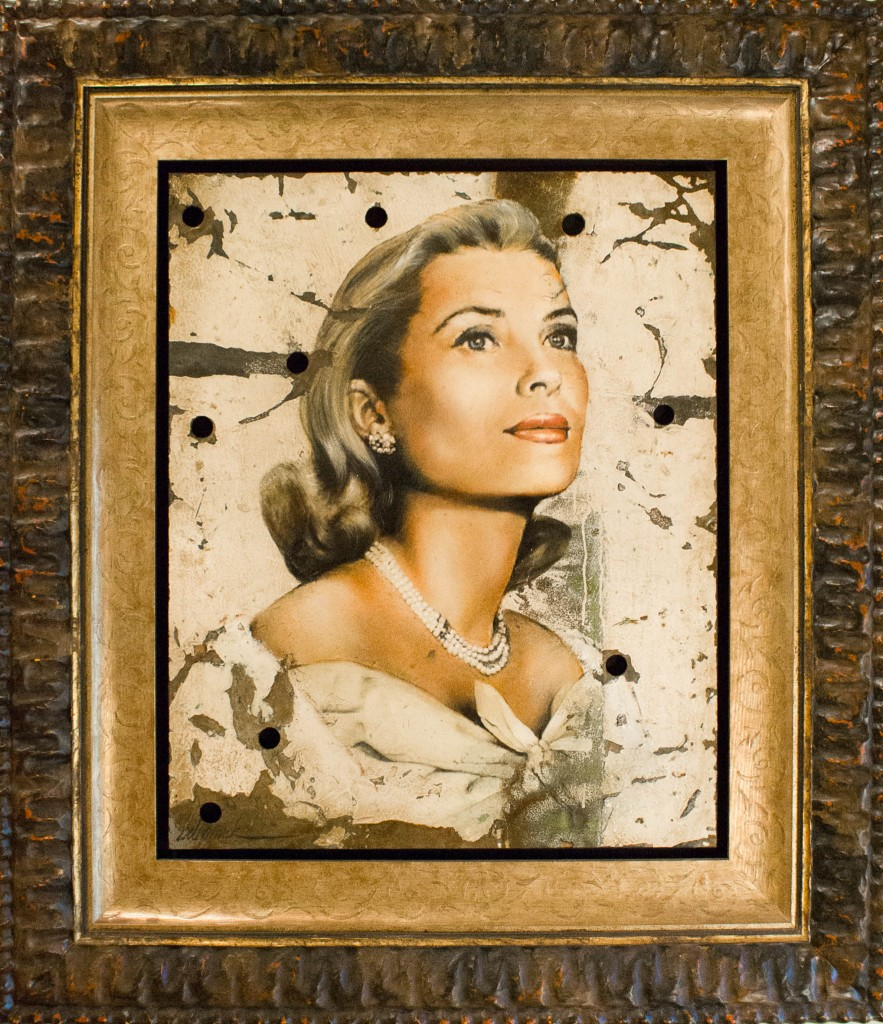 Art for Sale - Bill Mack - Grace Kelly - Hollywood Sign