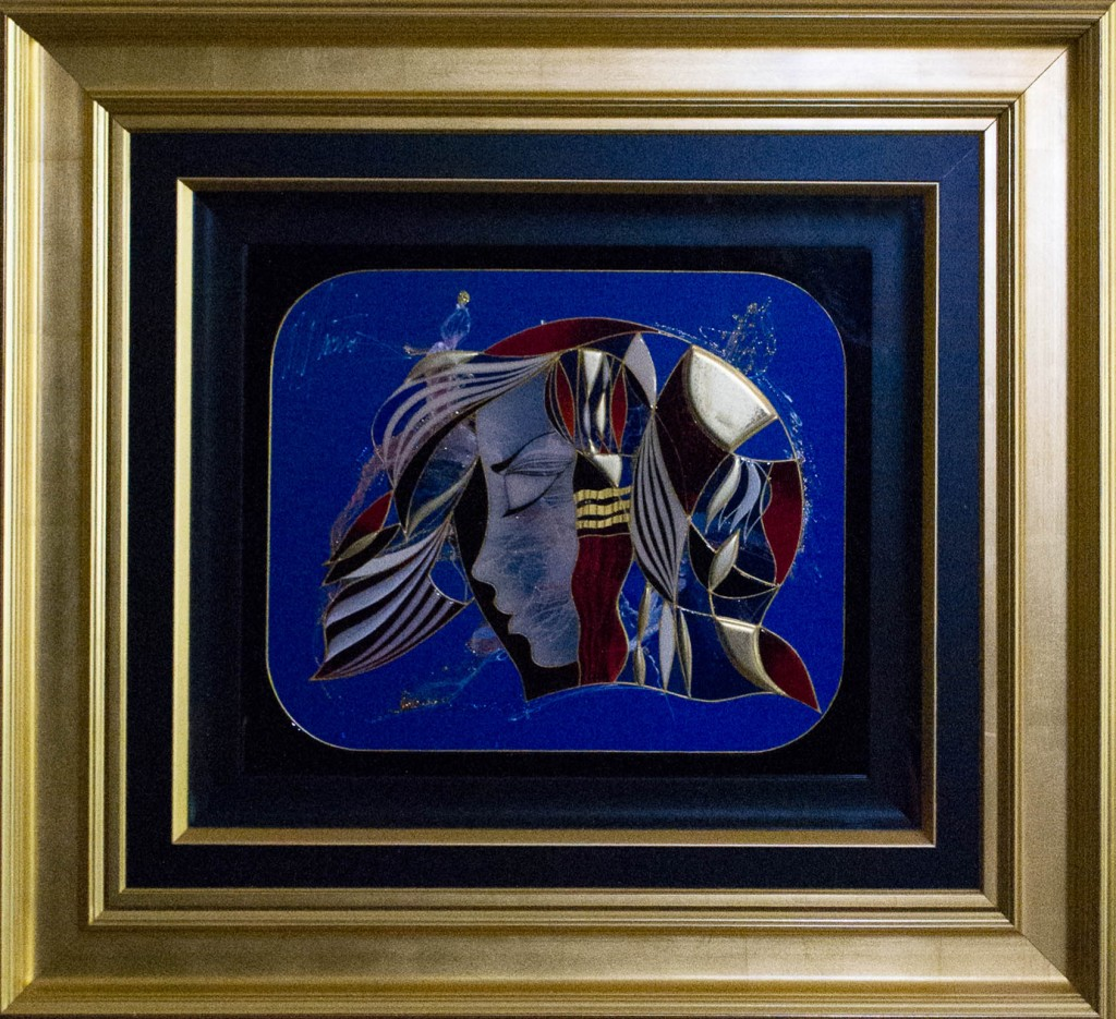 Art for Sale - Martiros Manoukian - Reconciliation