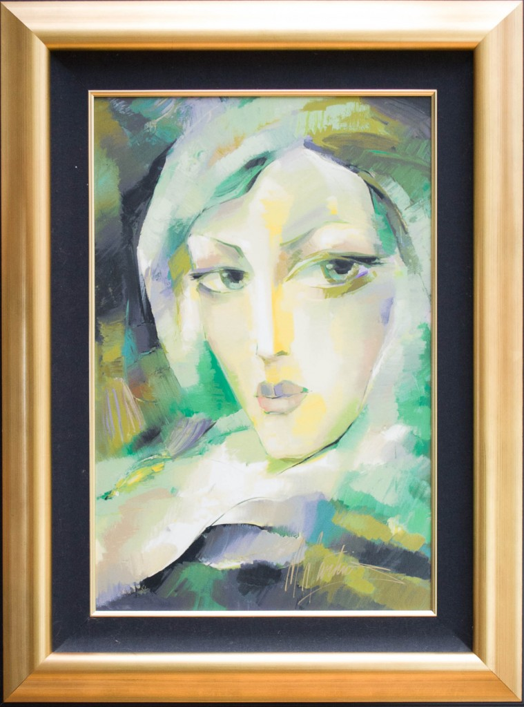 Art for Sale - Martiros Manoukian - Ethereal Whisper