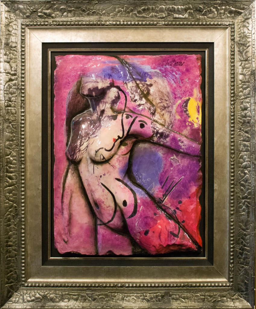 Art for Sale - Bill Mack - Spirit of Chagall