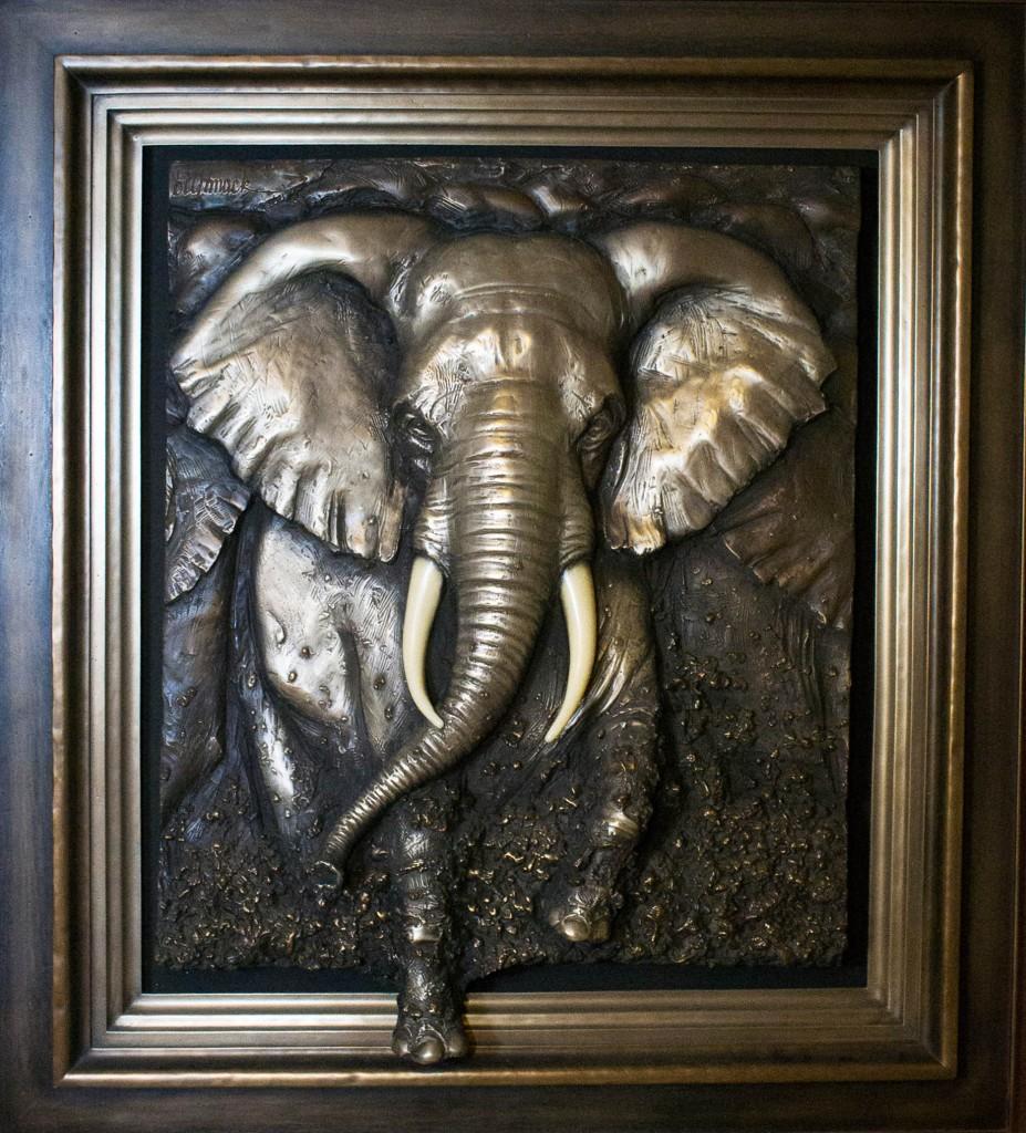 Art for Sale - Bill Mack - Stampede