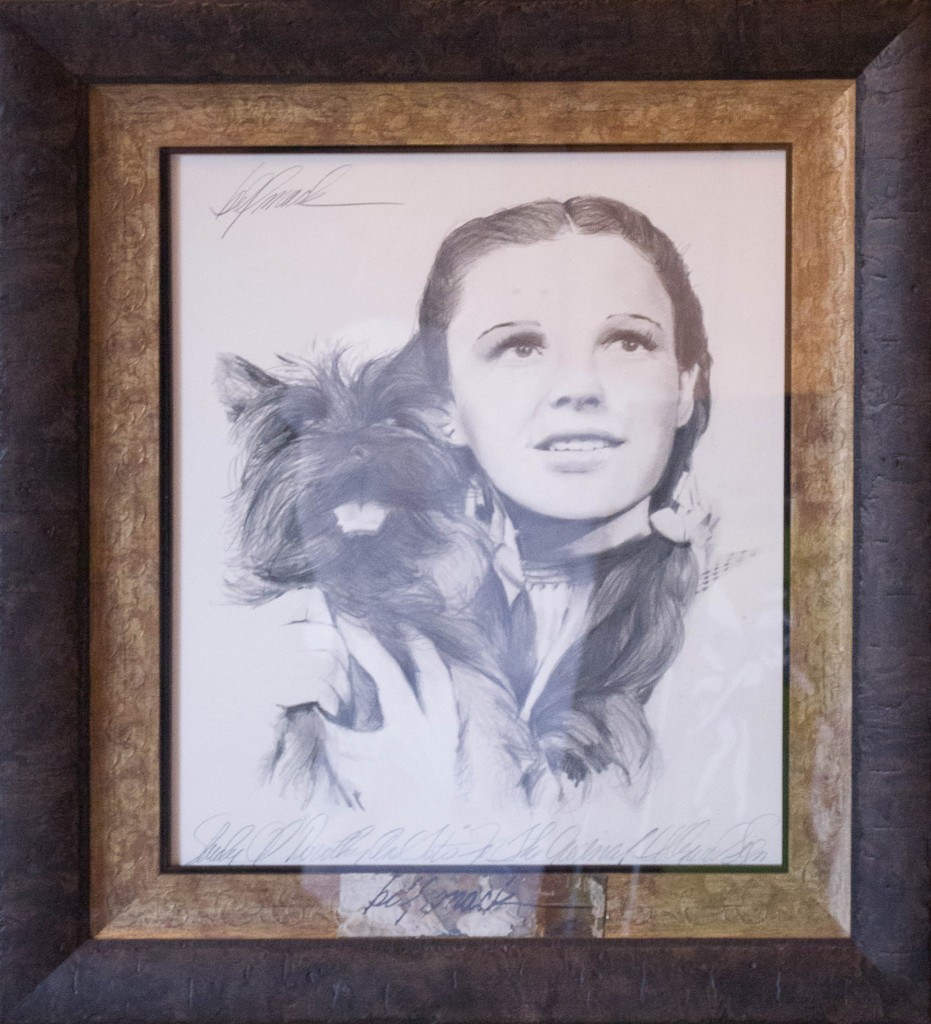 Art for Sale - Bill Mack - Dorothy and Toto