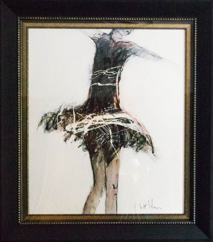 Art for Sale - Gary Welton - Ballerina Grace