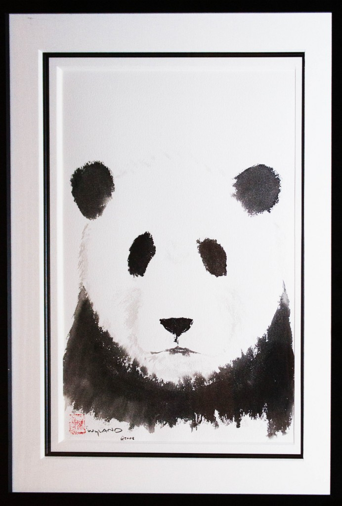 Art for Sale - Robert Wyland - Panda
