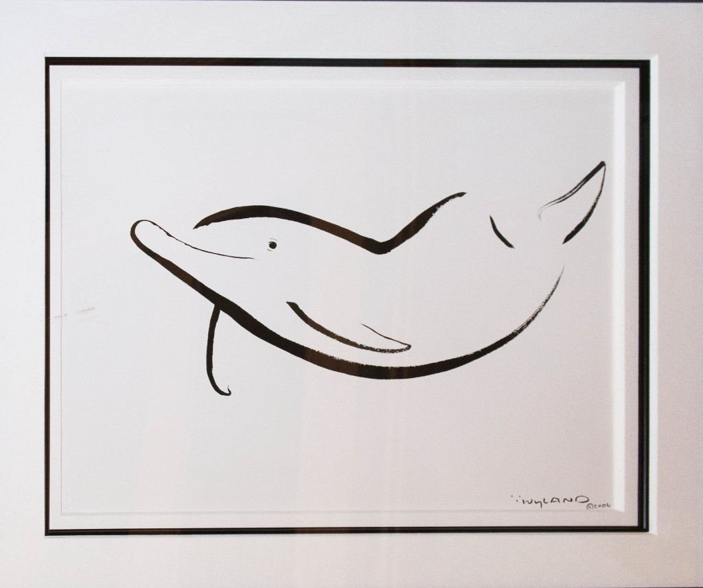 Art for Sale - Robert Wyland - Dolphin