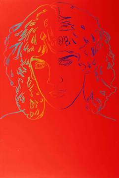 Andy Warhol - Billy Squier
