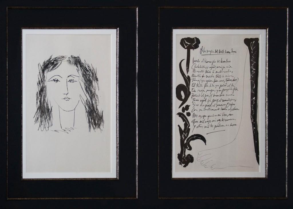 Art for Sale - Pablo Picasso - Luis de Gongola